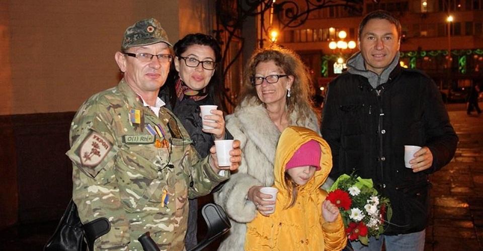 Visit a Soldier