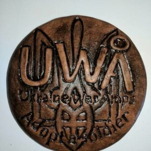UWA Fridge Magnet